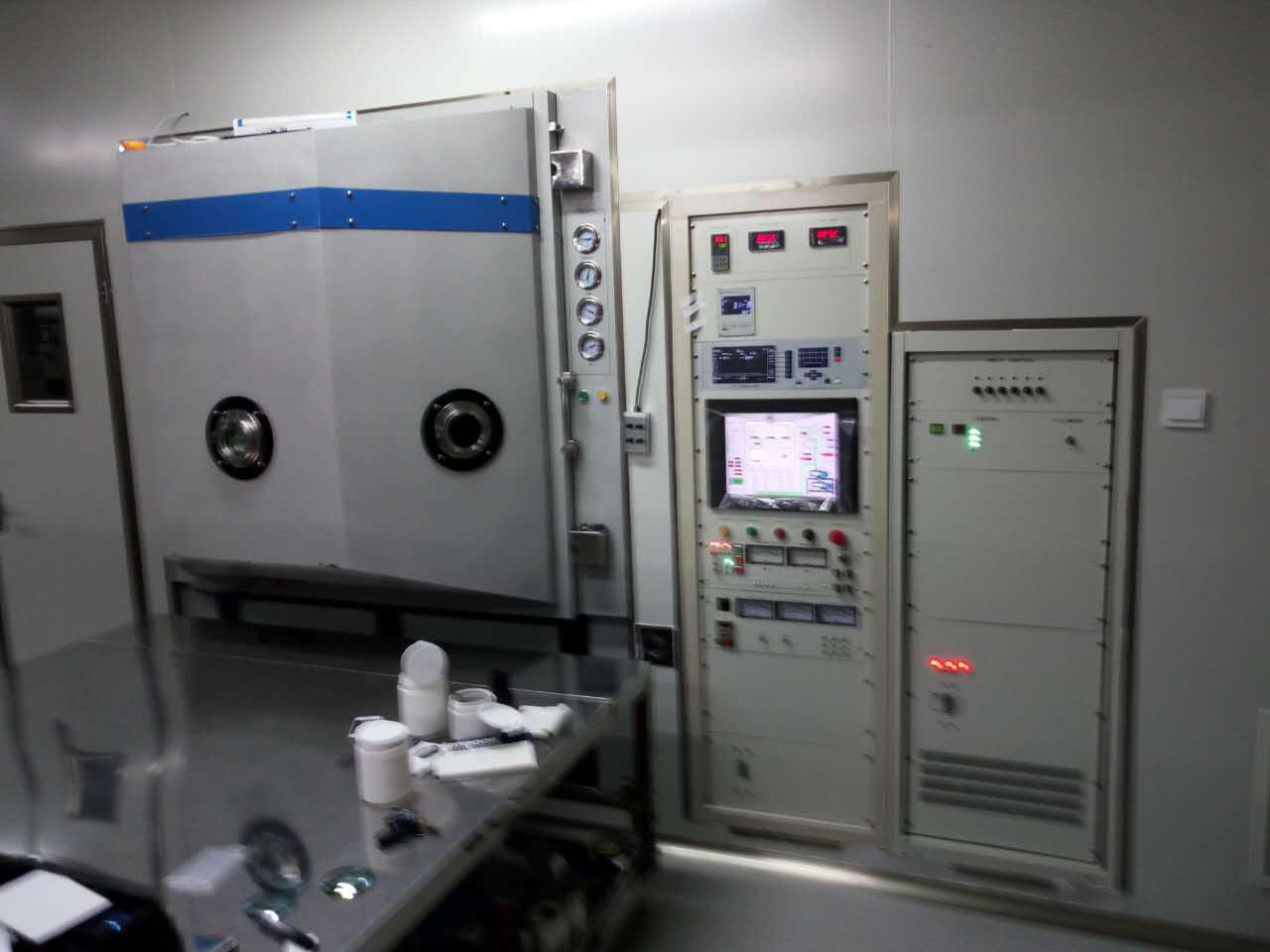 分子泵镀膜机
